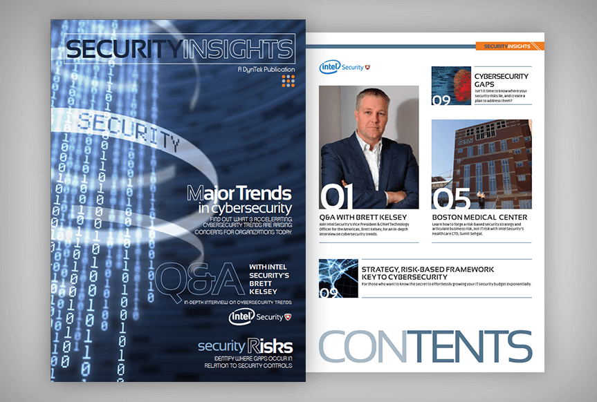 DynTek Security Magazine